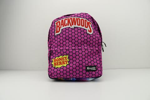 Backwoods Cigars Packpack - Black, Honey or Honey Berry (Slaughter Apparel  Limited Edition)